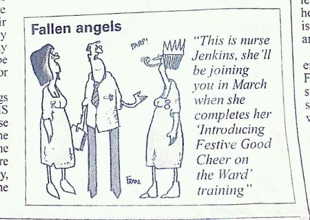 private eye fallen angels cartoon